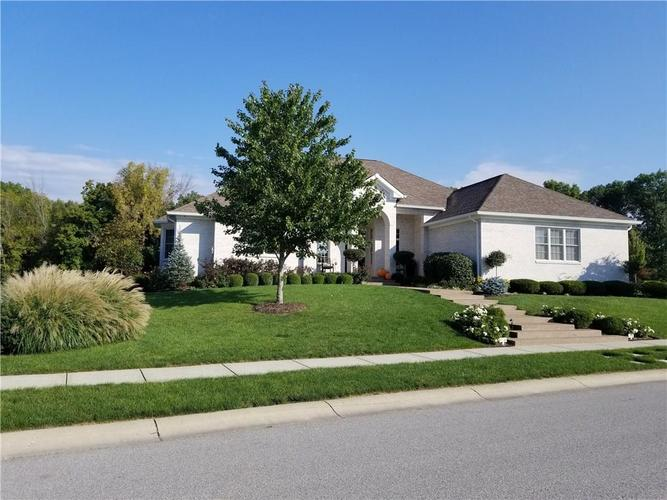 5866 Peaking Fox Drive Indianapolis, IN 46237 | MLS 21684549 | photo 43