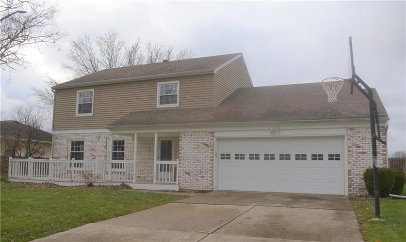 821 Westgate Drive Anderson, IN 46012   MLS 21684566   photo 1