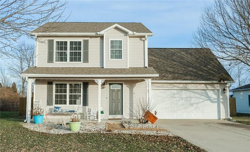 12975  Meagan Drive Camby, IN 46113 | MLS 21684571