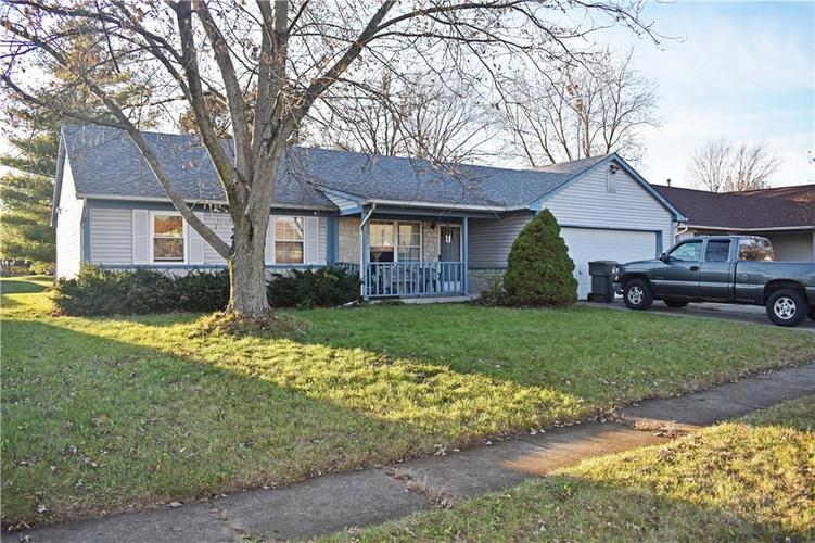 7618 Chris Anne Drive Indianapolis, IN 46237   MLS 21684603   photo 1