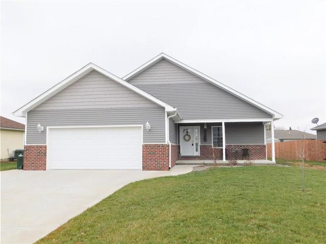 646 W Fourteenth Street Greensburg, IN 47240 | MLS 21684659 | photo 1