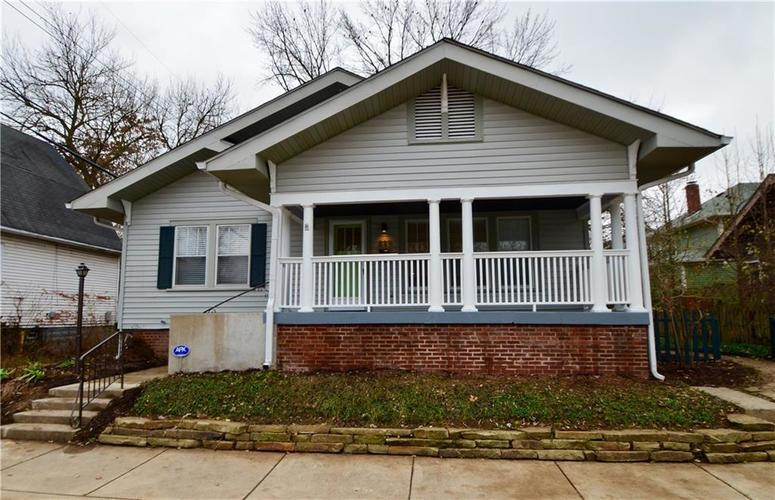 537 E 39TH Street Indianapolis, IN 46205 | MLS 21684673 | photo 15