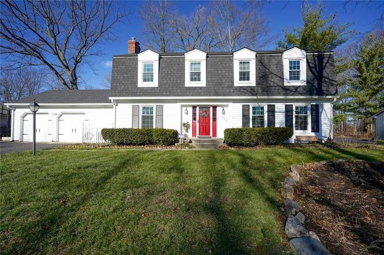 1508 Brewster Road Indianapolis, IN 46260 | MLS 21684688 | photo 1