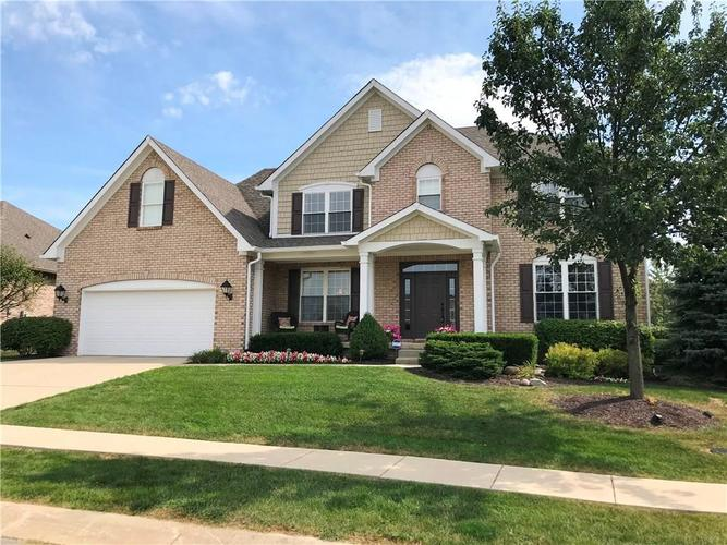 7347  Highpoint Circle Indianapolis, IN 46259 | MLS 21684724