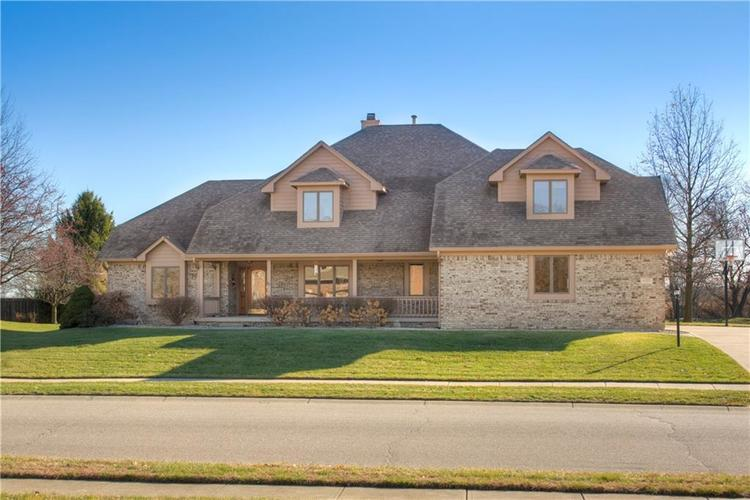 1309 Forest Commons Drive Avon, IN 46123   MLS 21684747   photo 1