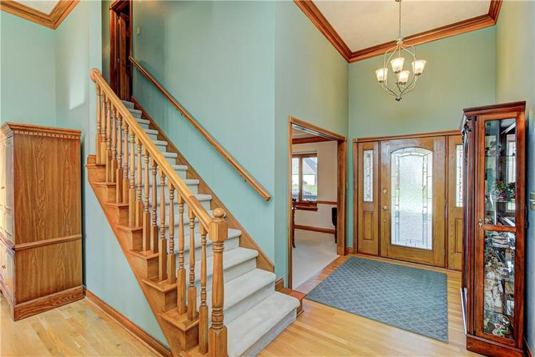 1309 Forest Commons Drive Avon, IN 46123   MLS 21684747   photo 2