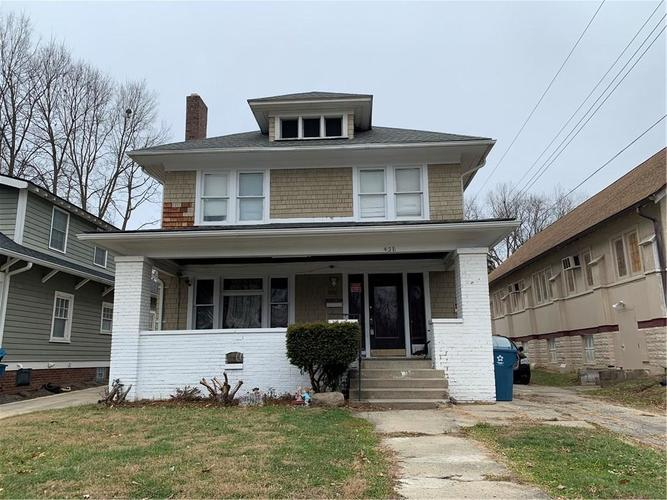 438 E 51st Street Indianapolis, IN 46205   MLS 21684752   photo 1
