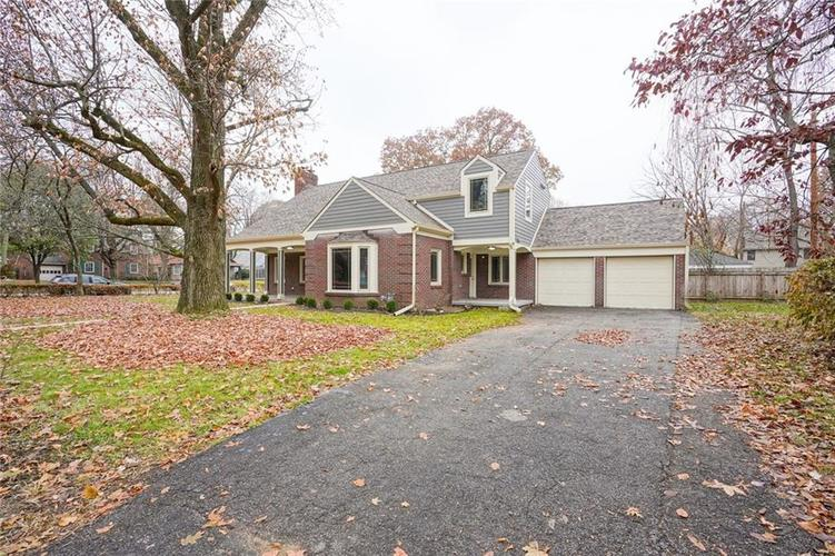 4602  Boulevard Place Indianapolis, IN 46208 | MLS 21684773