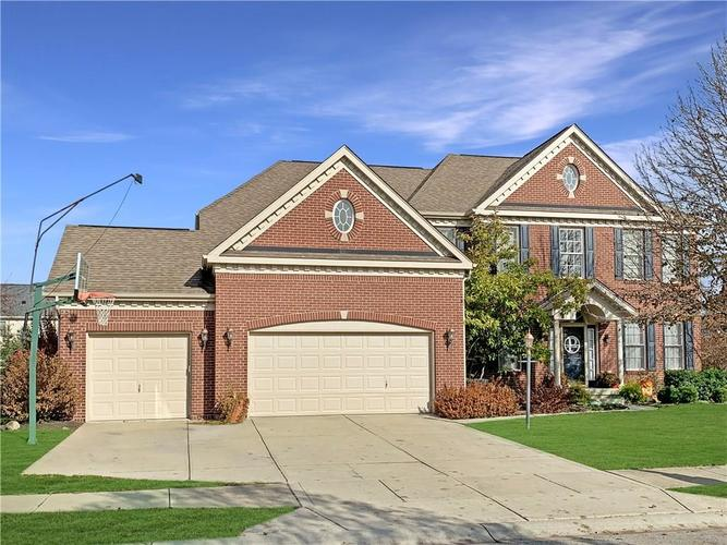 11820  Floral Hall Place Fishers, IN 46037 | MLS 21684879