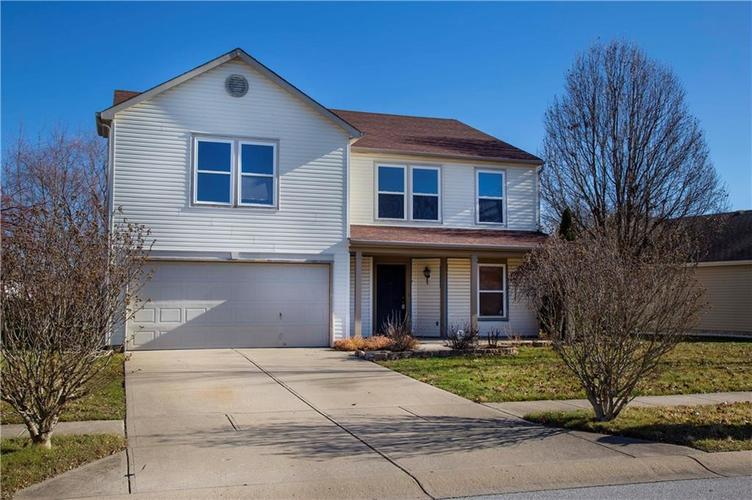 5635  Apple Branch Way Indianapolis, IN 46237 | MLS 21685019