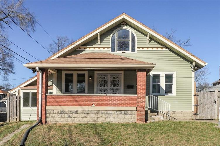 3320  NOWLAND Avenue Indianapolis, IN 46201 | MLS 21685167