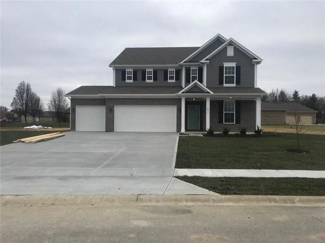 6075 E Arrival Parkway Camby, IN 46113 | MLS 21685253