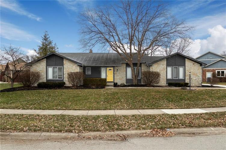 7937  Castle Lake Road Indianapolis, IN 46256 | MLS 21685262