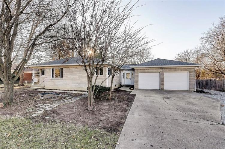6324 Homestead Drive Indianapolis, IN 46227 | MLS 21685305 | photo 2