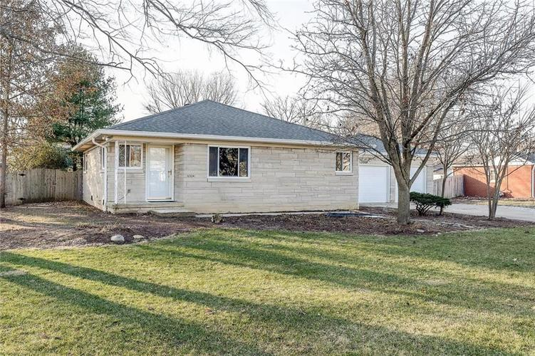 6324 Homestead Drive Indianapolis, IN 46227 | MLS 21685305 | photo 3