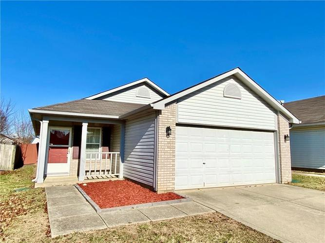 5130  SANDY FORGE Drive Indianapolis, IN 46221 | MLS 21685312