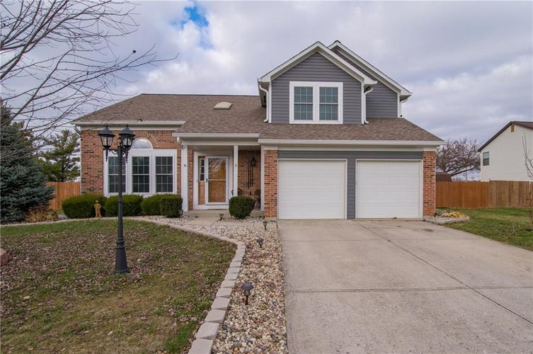 8872  Falkirk Court Indianapolis, IN 46256 | MLS 21685336