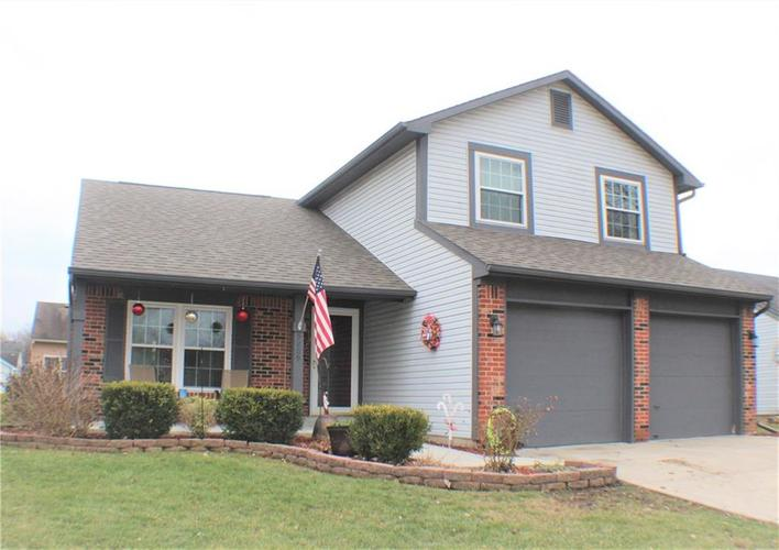 9209  Ratcliff Court Indianapolis, IN 46234 | MLS 21685394