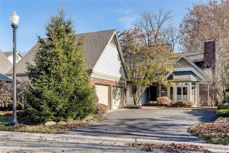 9283  Spring Forest Drive Indianapolis, IN 46260 | MLS 21685420