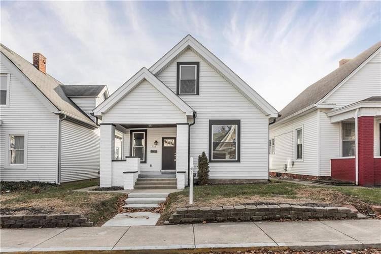 725 Cottage Avenue Indianapolis, IN 46203 | MLS 21685452 | photo 1