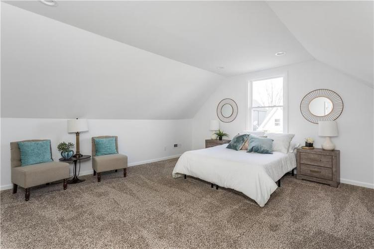 725 Cottage Avenue Indianapolis, IN 46203 | MLS 21685452 | photo 11