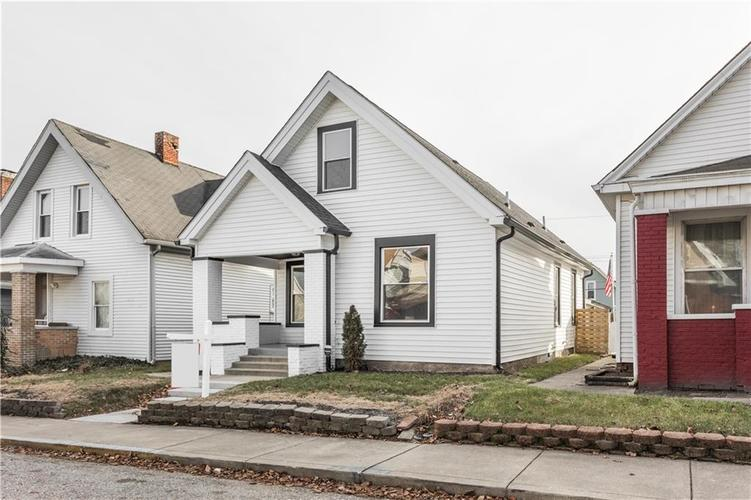 725 Cottage Avenue Indianapolis, IN 46203 | MLS 21685452 | photo 2