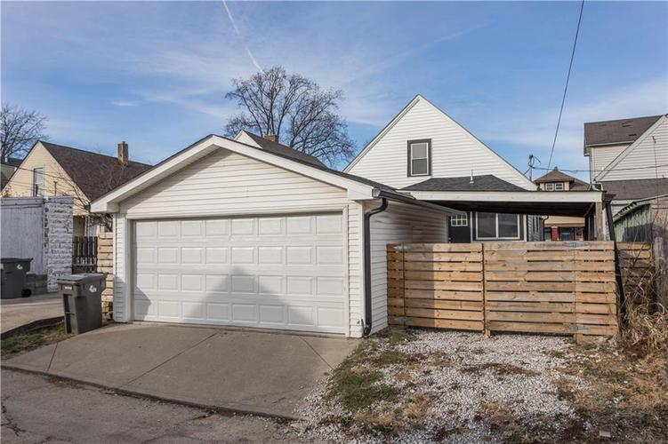 725 Cottage Avenue Indianapolis, IN 46203 | MLS 21685452 | photo 22