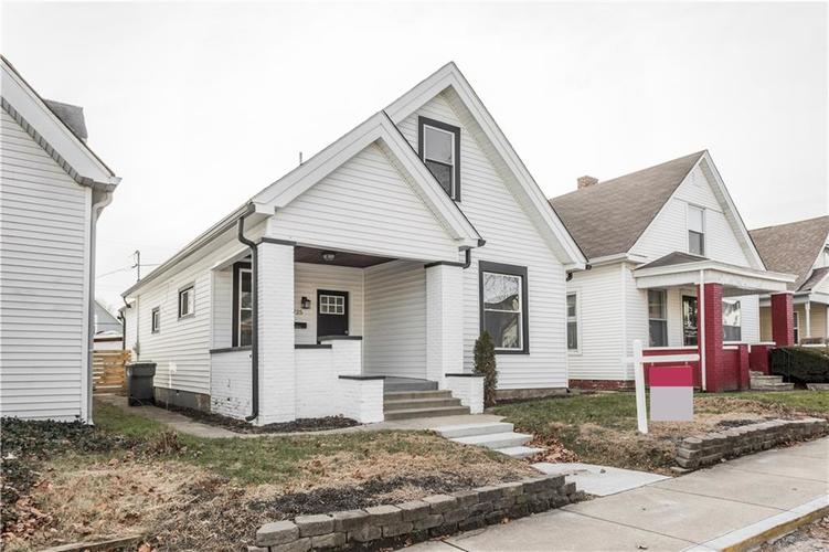 725 Cottage Avenue Indianapolis, IN 46203 | MLS 21685452 | photo 3