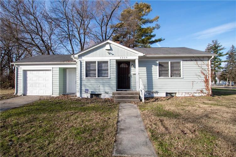 4259 E 34th Street Indianapolis IN 46218 | MLS 21685519 | photo 1