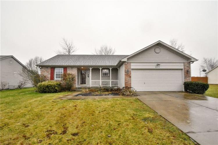 211 Bear Story Court Greenfield, IN 46140 | MLS 21685530 | photo 1
