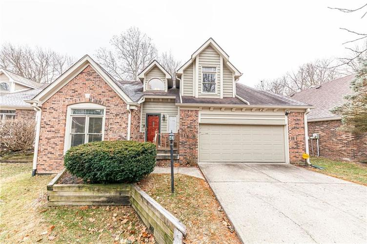 5429 White Willow Court Indianapolis, IN 46254 | MLS 21685557 | photo 1