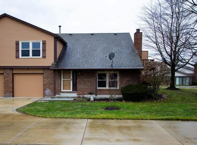 7333 Castleton Farm N. Drive Indianapolis, IN 46256 | MLS 21685602 | photo 1