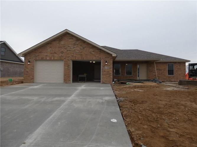 1752  Bell Ford Drive Seymour, IN 47274 | MLS 21685750