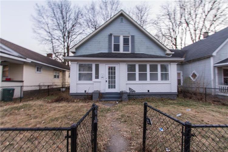 1249 W 31ST Street Indianapolis, IN 46208 | MLS 21685851 | photo 1