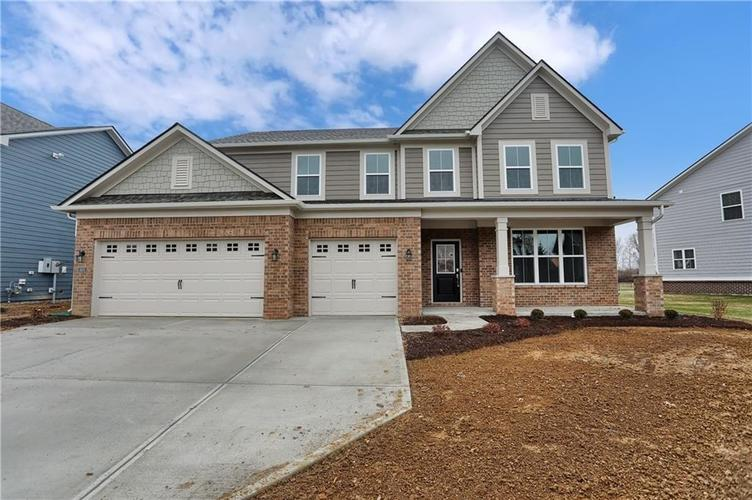 6853 Collisi Place Brownsburg, IN 46112 | MLS 21685867 | photo 2