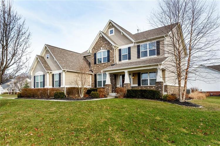 2517  Boylston Court Zionsville, IN 46077 | MLS 21685982