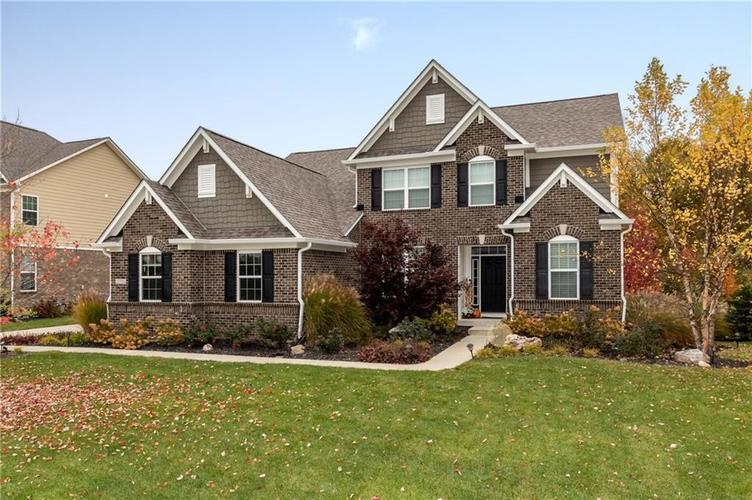 11552  Indian Hill Way Zionsville, IN 46077 | MLS 21686044