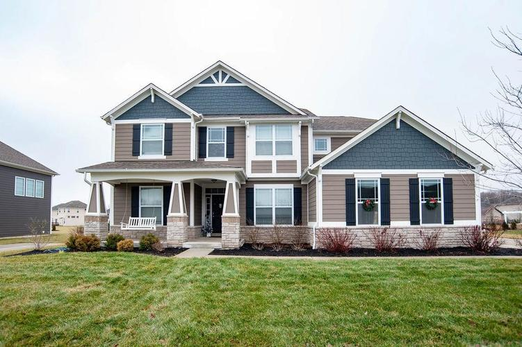 8943 Branch View Drive Indianapolis IN 46234 | MLS 21686088 | photo 1