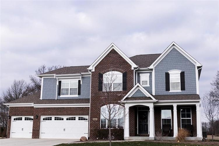 4298 Backstretch Court Bargersville, IN 46106 | MLS 21686134 | photo 1