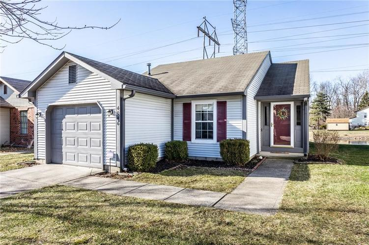 4046 W Eagle Cove Drive Indianapolis, IN 46254 | MLS 21686167