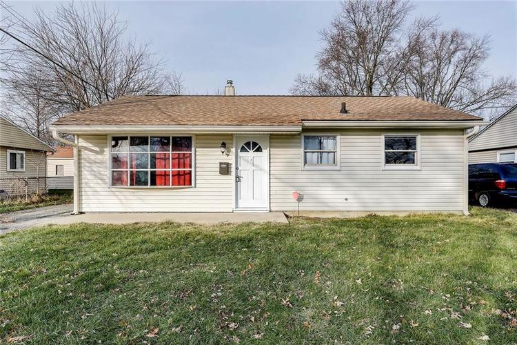 7306 Parkside Drive Indianapolis, IN 46226 | MLS 21686223 | photo 1