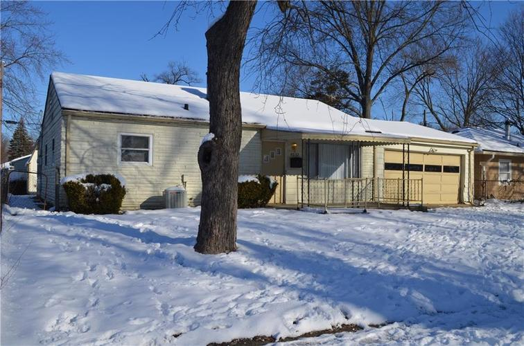4032 Patricia Street Indianapolis, IN 46222 | MLS 21686273 | photo 1