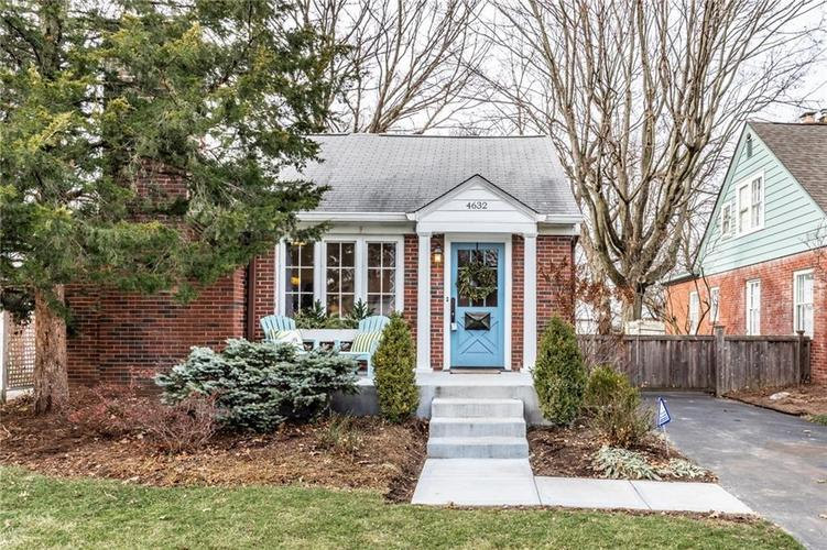 4632  Boulevard Place Indianapolis, IN 46208 | MLS 21686281