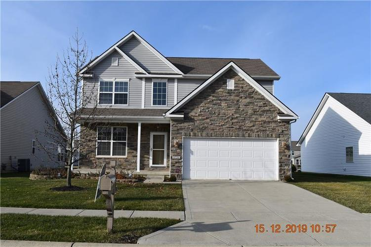 8720 N DEER CROSSING Boulevard McCordsville, IN 46055 | MLS 21686284