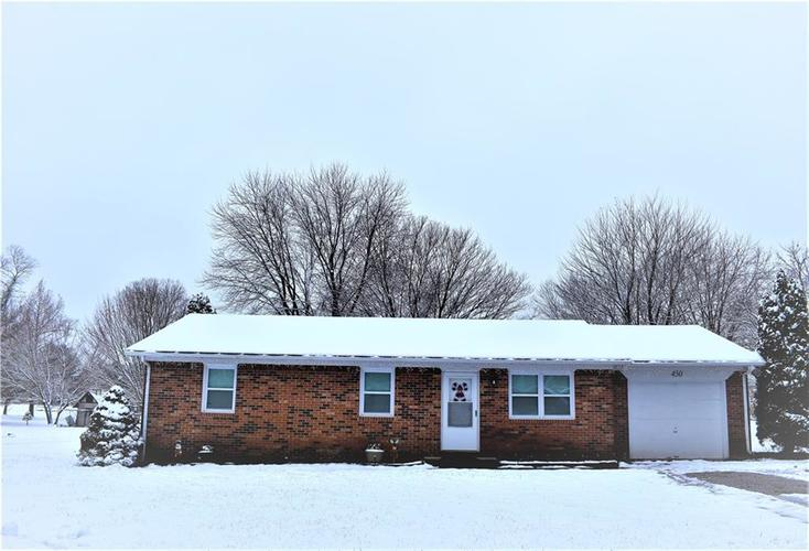 450 Edna Avenue Martinsville, IN 46151 | MLS 21686327 | photo 1