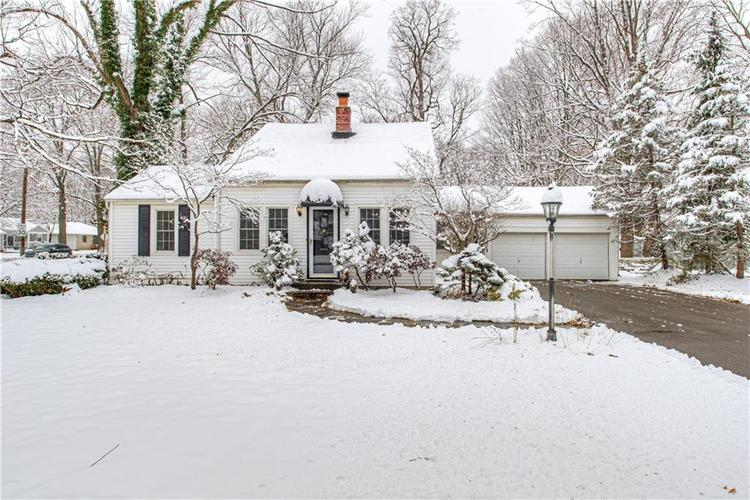 1106 E 56th Street Indianapolis, IN 46220 | MLS 21686438