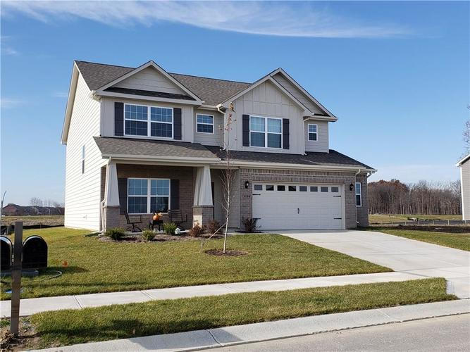 9734 April Rose Drive Fishers, IN 46040   MLS 21686567   photo 1