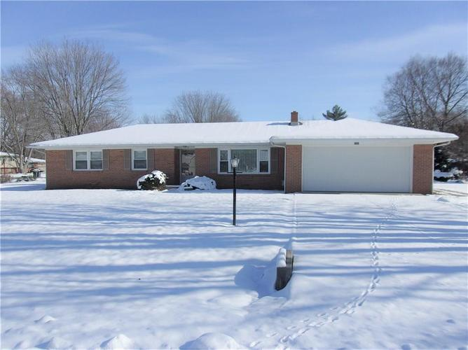 2353 S Del Mar Drive Crawfordsville, IN 47933 | MLS 21686578