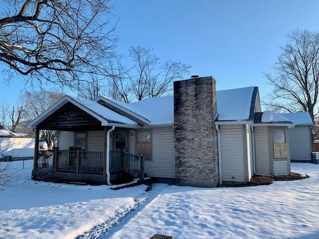 3253  Foltz Street Indianapolis, IN 46221 | MLS 21686621