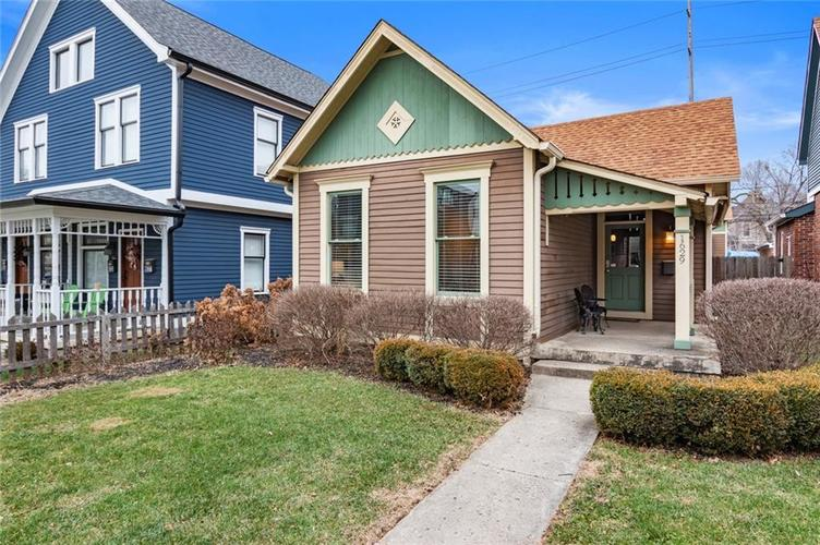 1629 N New Jersey Street Indianapolis, IN 46202 | MLS 21686681 | photo 1